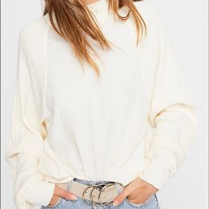Free People Too Cool To Care Top